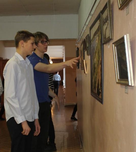 Благодаря поддержке РНПК рязанцы увидят картины русского художника