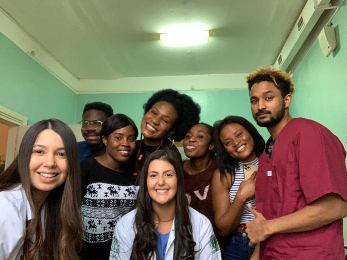 Студенты-медики из пяти стран мира прошли стажировку в РязГМУ