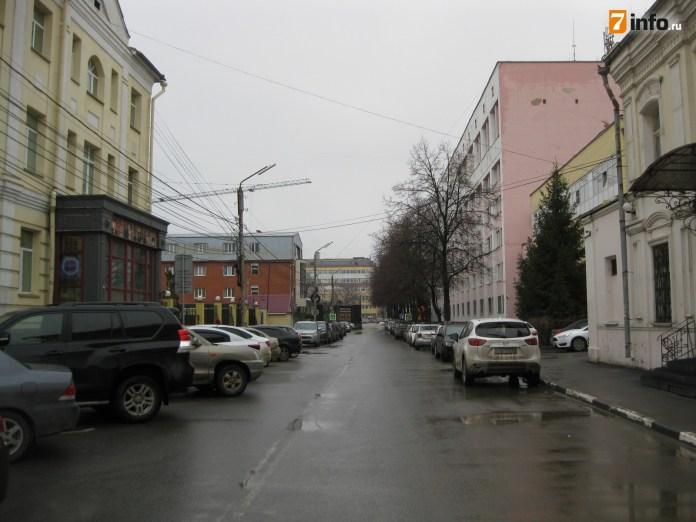 Улица Советской милиции