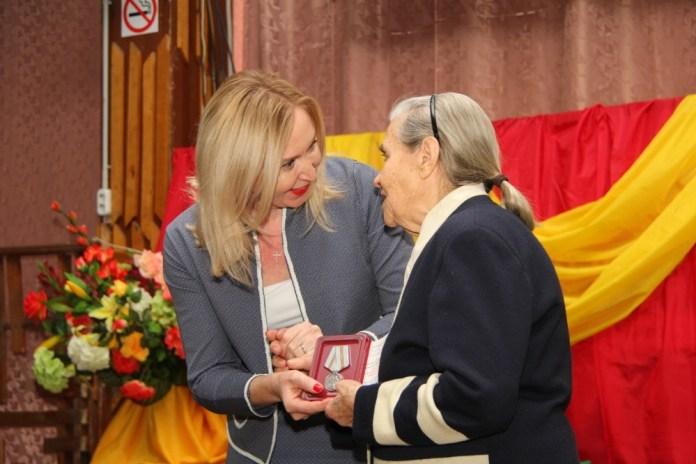 В Рязани поздравили ветеранов праздничным концертом