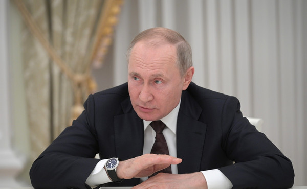 Путин объявил о завершении режима нерабочих дней