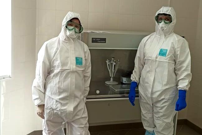 В Рязани открылась новая лаборатория по диагностике коронавируса