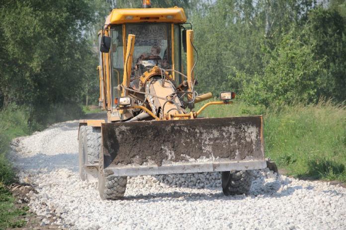В поселениях Скопинского района отремонтируют почти 6 километров дорог