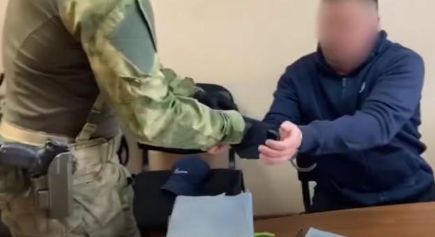 Задержан бывший первый заместитель губернатора Курганской области