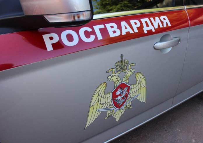 Рязанские росгвардейцы задержали подозреваемых в наркопреступлении