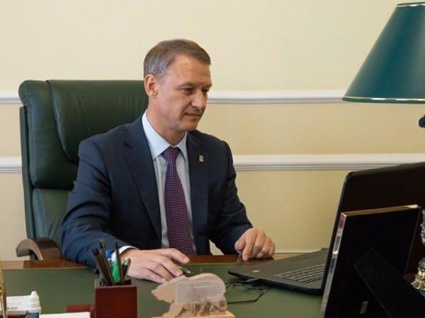 Аркадий Фомин: «Электронное голосование − возможность отдать свой голос за одного или нескольких кандидатов, не выходя из дома»
