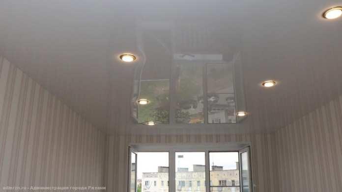 Елена Сорокина осмотрела квартиры, предназначенные для детей-сирот