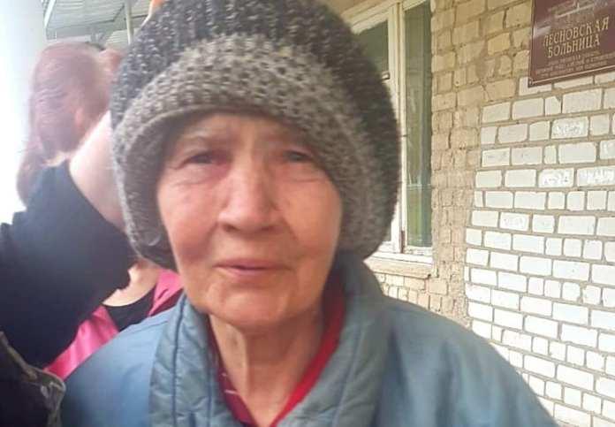 82-летнюю рязанку нашли живой после 12 суток, проведённых в лесу