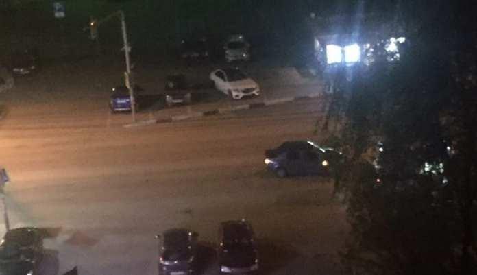 На улице Крупской сбили пешехода