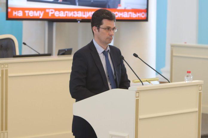 В Рязанской облдуме обсудили качество питьевой воды