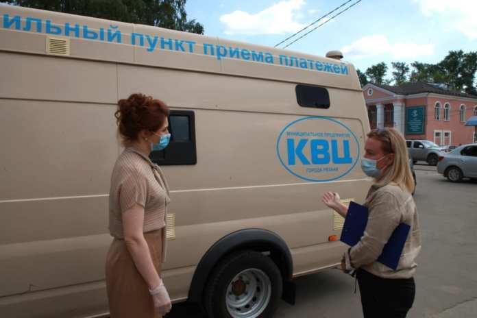 В Соколовке открылся мобильный пункт КВЦ