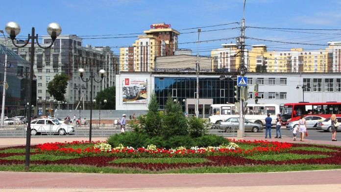 На клумбы Рязани высадили более 200 тысяч цветов