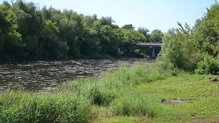 Из реки в Ряжске подняли труп
