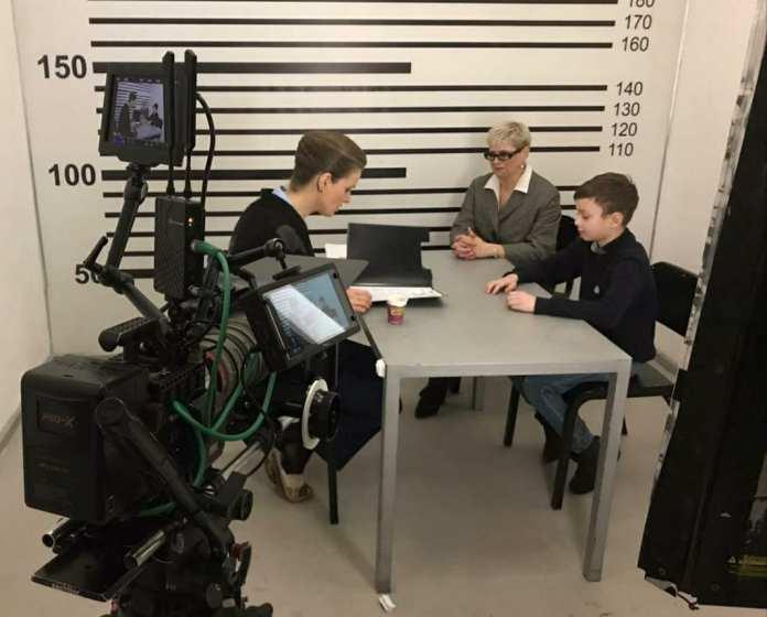 Рязанский школьник снялся в телесериале «След»