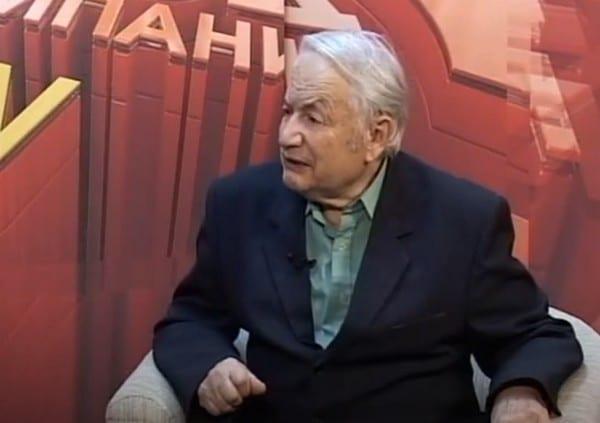 Ушёл из жизни Виктор Левитин
