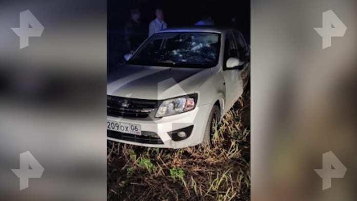 Неизвестные расстреляли росгвардейца на дороге в Ингушетии