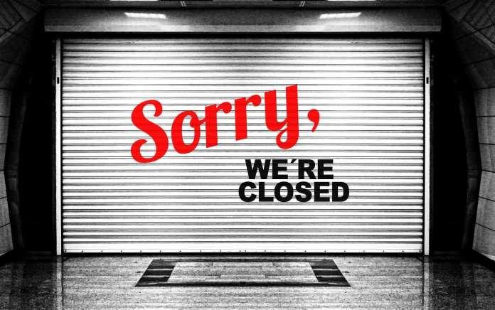 Рязанское кафе закрыли из-за антисанитарии