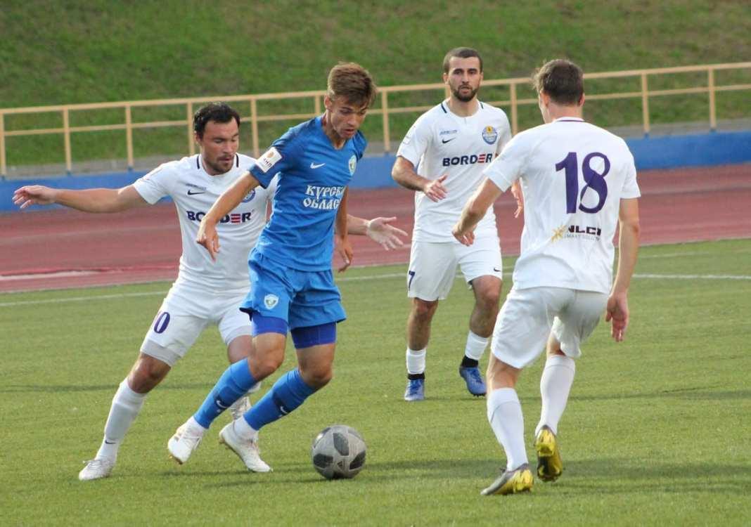 ФК «Рязань» стартовал в Первенстве России с победы