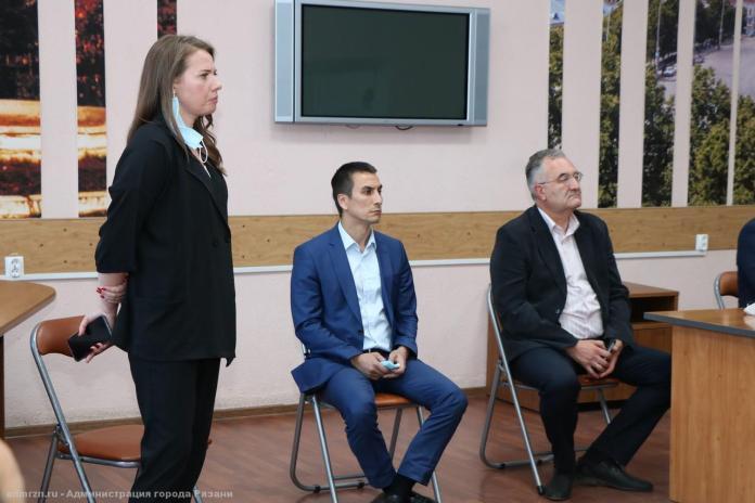 В Рязани жителям аварийного дома пообещали квартиры