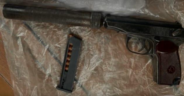 ФСБ раскрыла подпольную сеть торговцев оружием