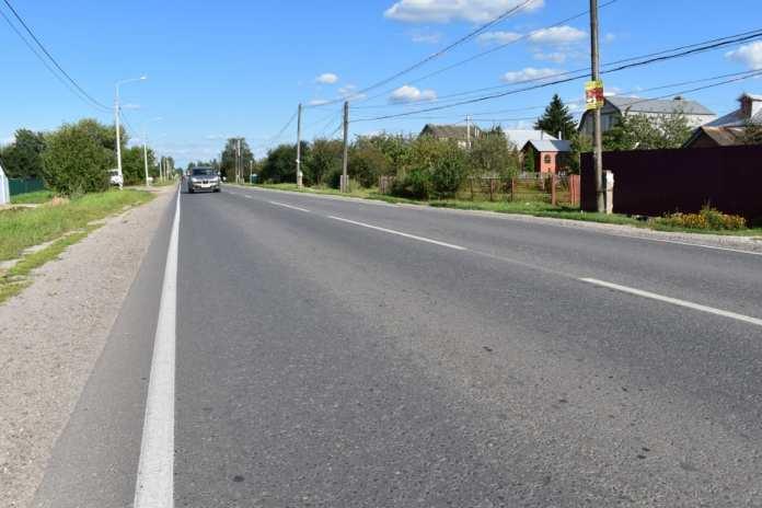 Дорогу в селе Астраханской области отремонтировали после вмешательства прокуратуры