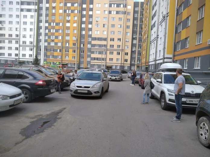 В Рязани автомобиль сбил ребёнка