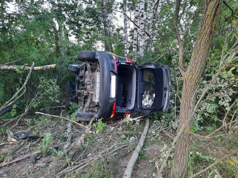Уснувший за рулём водитель устроил смертельное ДТП в Рязанской области