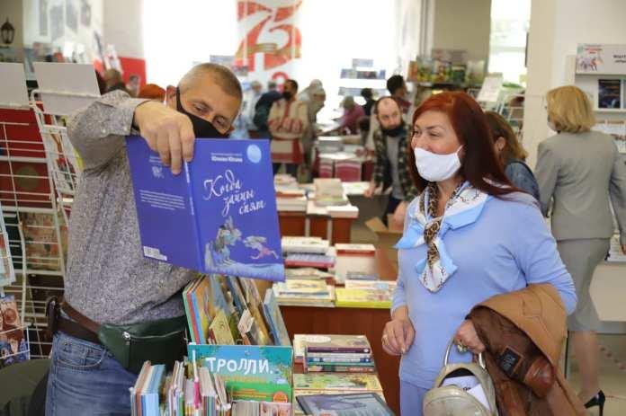 """В Рязани торжественно открыли фестиваль """"Читающий мир"""""""