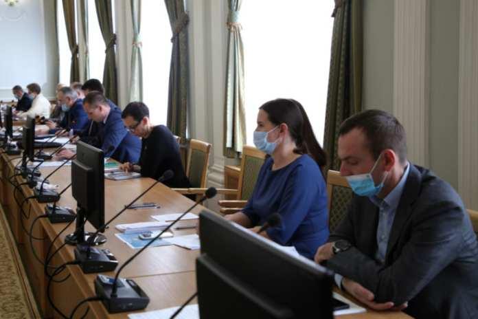 На комитете гордумы рассмотрели вопрос об исполнении бюджета Рязани