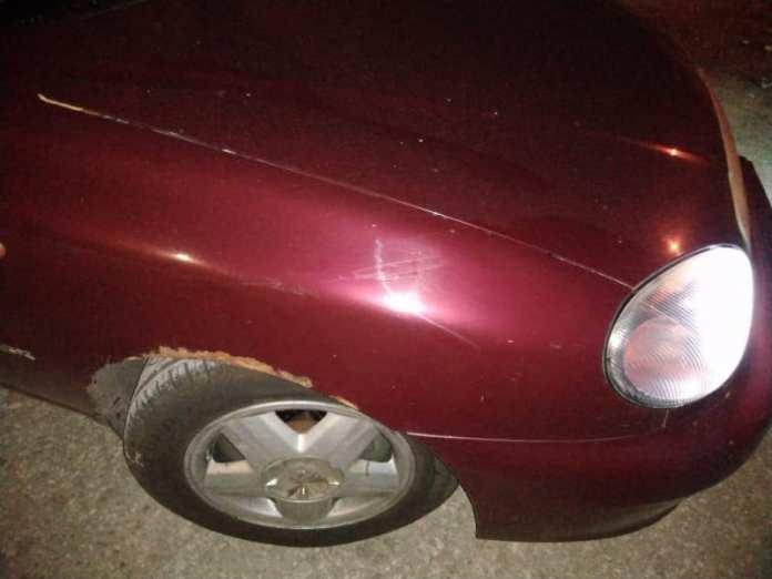 В Шацке водитель сбил девушку и скрылся с места преступления