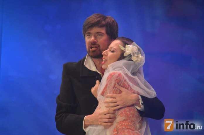 В Рязанском музыкальном театре состоялась премьера мюзикла «Алые паруса»
