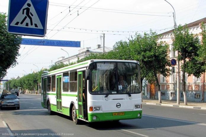 В Рязани увеличили число троллейбусов и автобусов на маршрутах