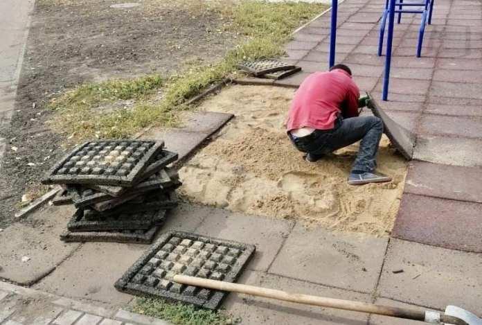 В 2020 году в Рязани благоустроили шесть общественных территорий