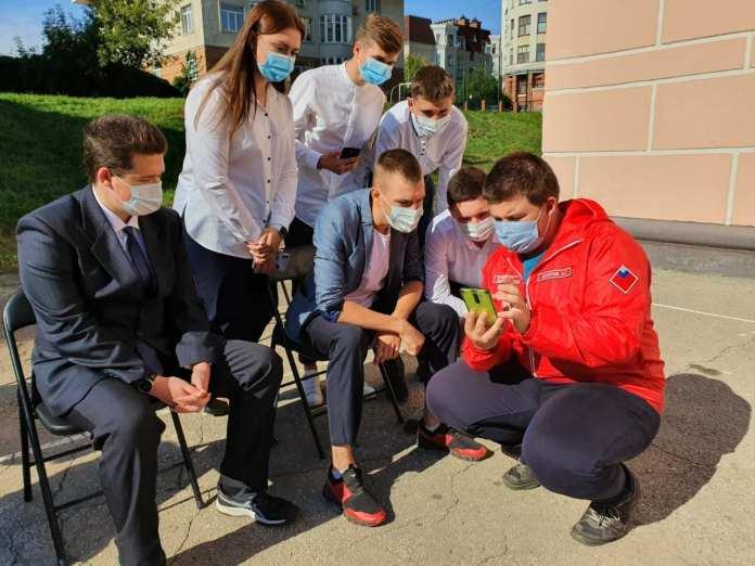 Необычные выставки дополненной реальности прошли в Рязанской области