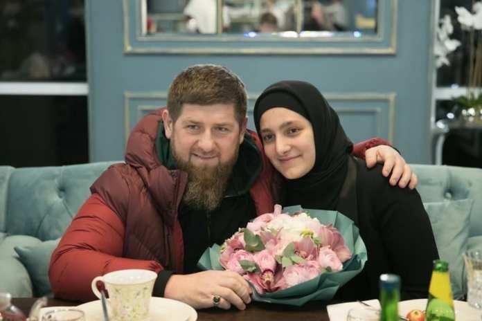Кадыров назначил свою 21-летнюю дочь замминистра культуры республики