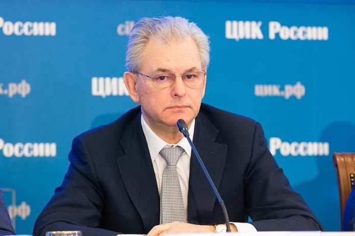 Николай Булаев вновь избран заместителем председателя ЦИК