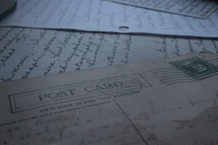 Почтовой открытке исполняется 151 год