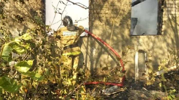 Стали известны подробности гибели мужчины на пожаре в Пронском районе