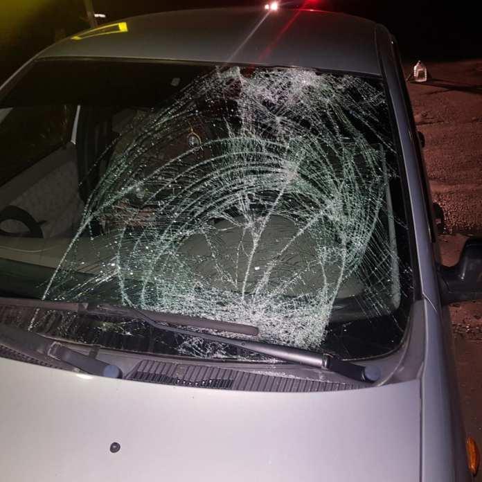 На Южном промузле в Рязани автомобиль сбил насмерть пожилую женщину