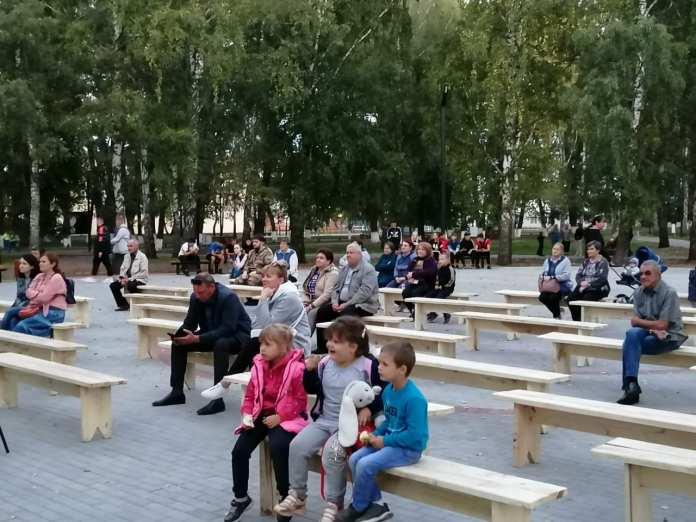 В канун окончания Второй мировой жители Рязанской области увидели «Великое кино великой страны»
