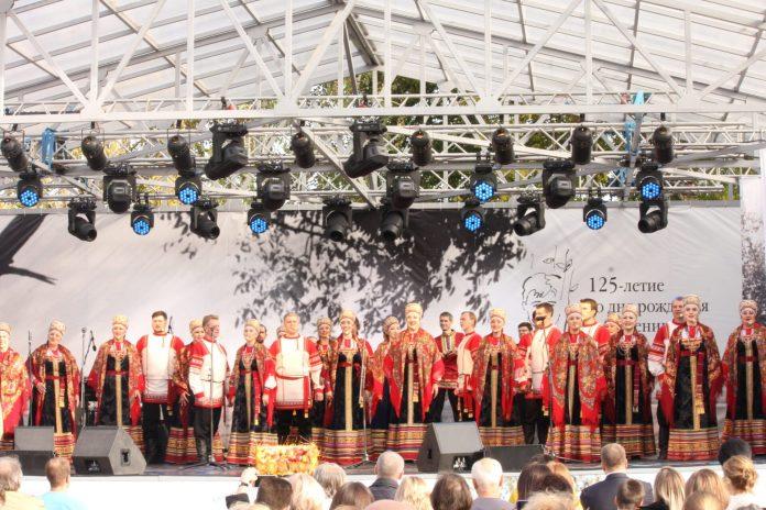 «Ростелеком» поддержал Всероссийский есенинский праздник поэзии в Рязани