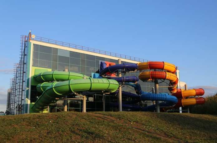 В Рязанской области проверили на соблюдение режима аквапарки