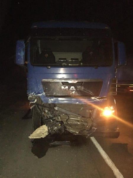 В смертельной аварии в Рыбновском районе погибли две девушки