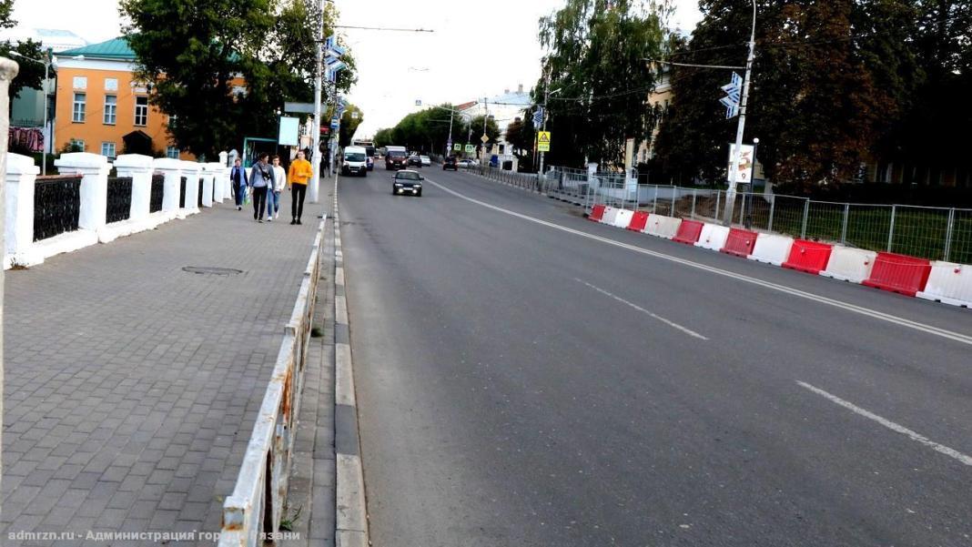 В Рязани из-за перекрытия моста у цирка изменили схему движения троллейбусов
