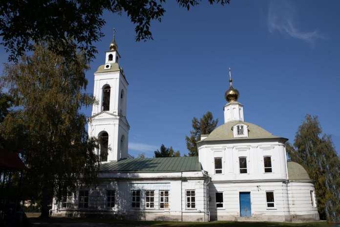 Священники рязанского храма заболели коронавирусом и ушли на карантин