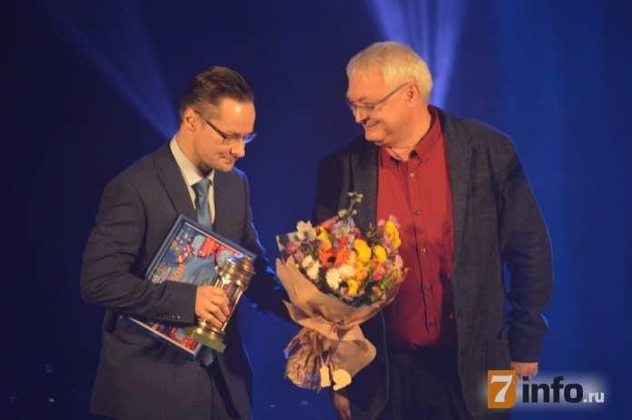В Рязани вручили главную театральную премию «Зеркало сцены»