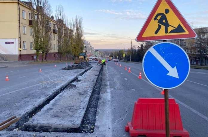 В Липецке на пересечении улиц Гагарина, Ленина и Студеновская появится новый светофор