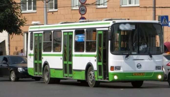 В Рязани временно изменится маршрут автобуса №6