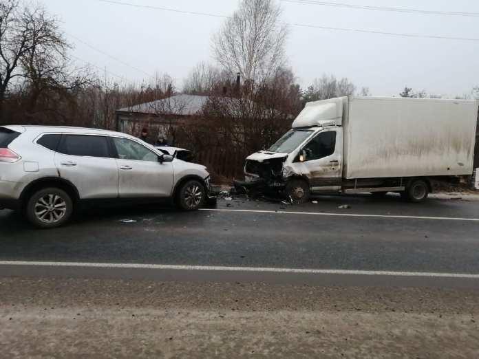 В ДТП на трассе Клепики – Рязань погиб человек