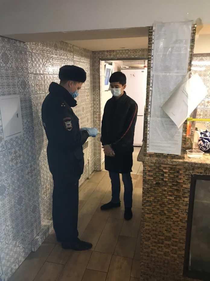 В Рязани за сутки выявили 50 нарушителей масочного режима
